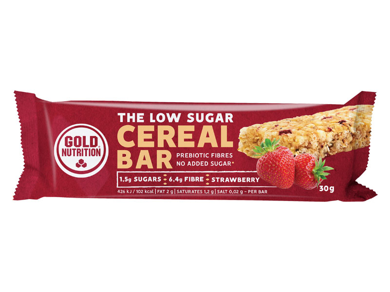 LOW SUGAR CEREAL BAR jahoda