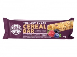 LOW SUGAR CEREAL BAR lesní plody